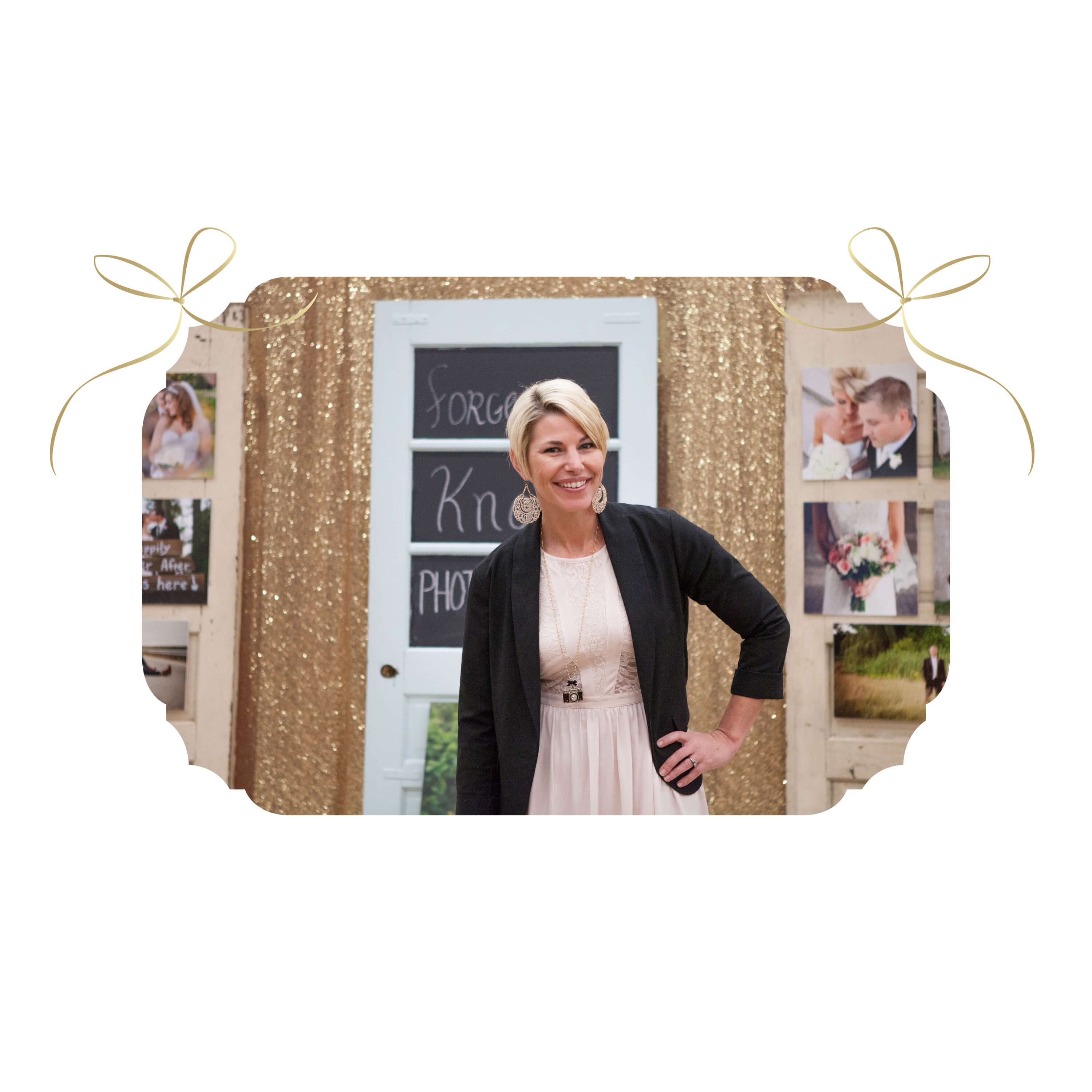 Forget Me Knot Photography::Columbus Wedding Photographer::Bridal Show