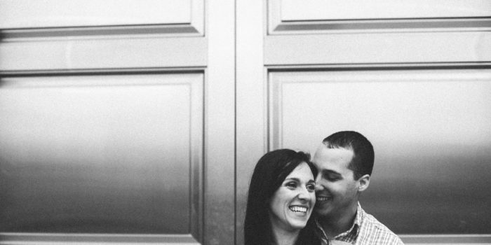 Wedding Photography Columbus Ohio // Michelle + Jesse Engaged