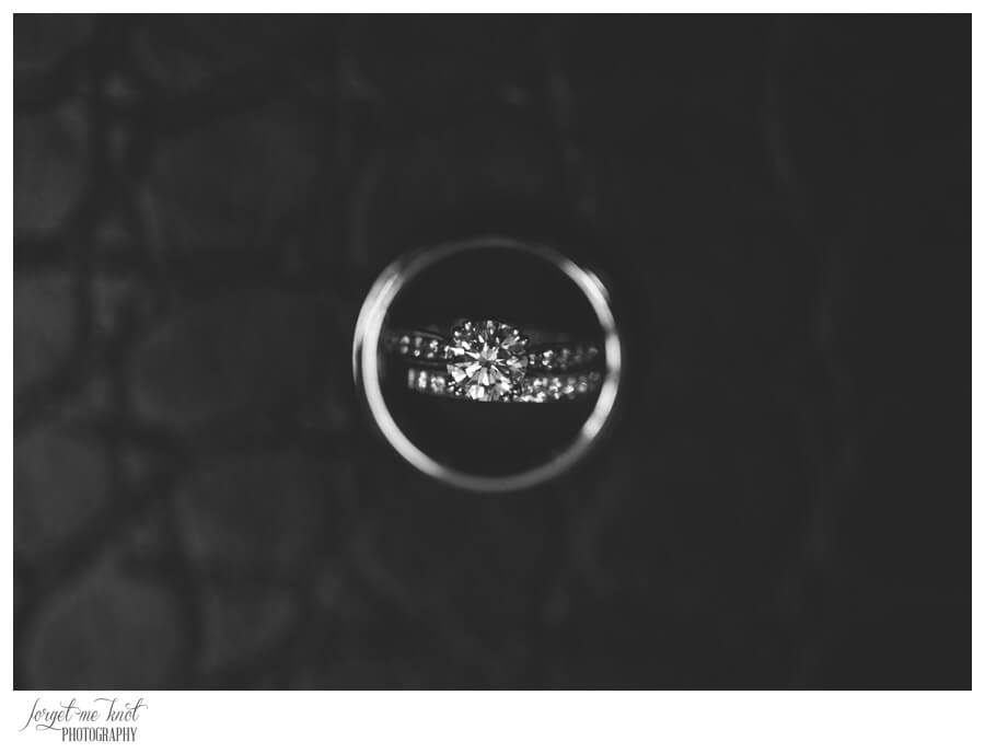 Nationwide Hotel and Conference Center Wedding Photos Lewis Center, OH Photographer wedding rings diamond