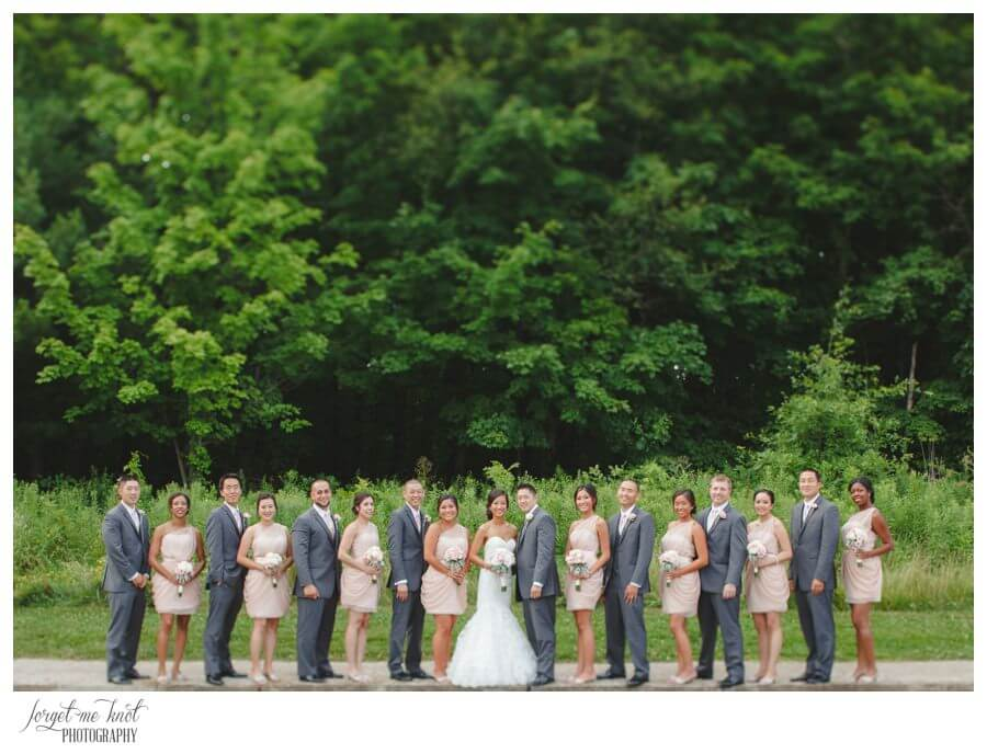 Nationwide Hotel and Conference Center Wedding Photos Lewis Center, OH Photographer wedding bride groom bridal party highbanks