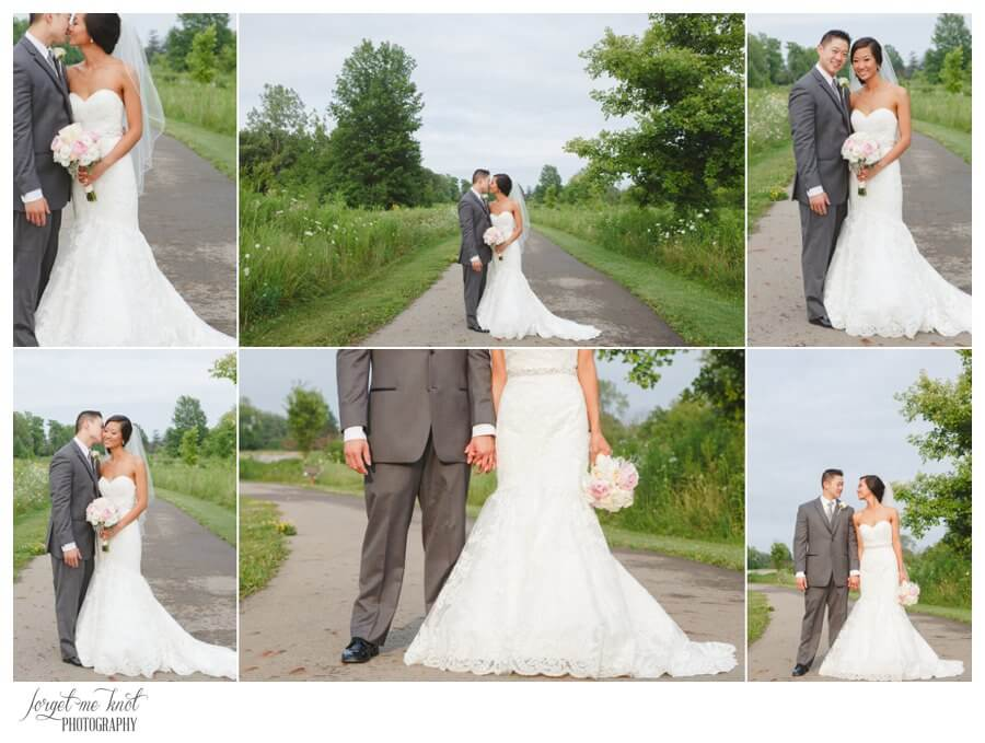 Nationwide Hotel and Conference Center Wedding Photos Lewis Center, OH Photographer wedding bride groom portraits highbanks