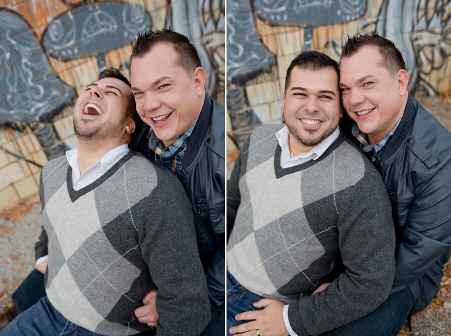 same sex couple in short north columbus ohio