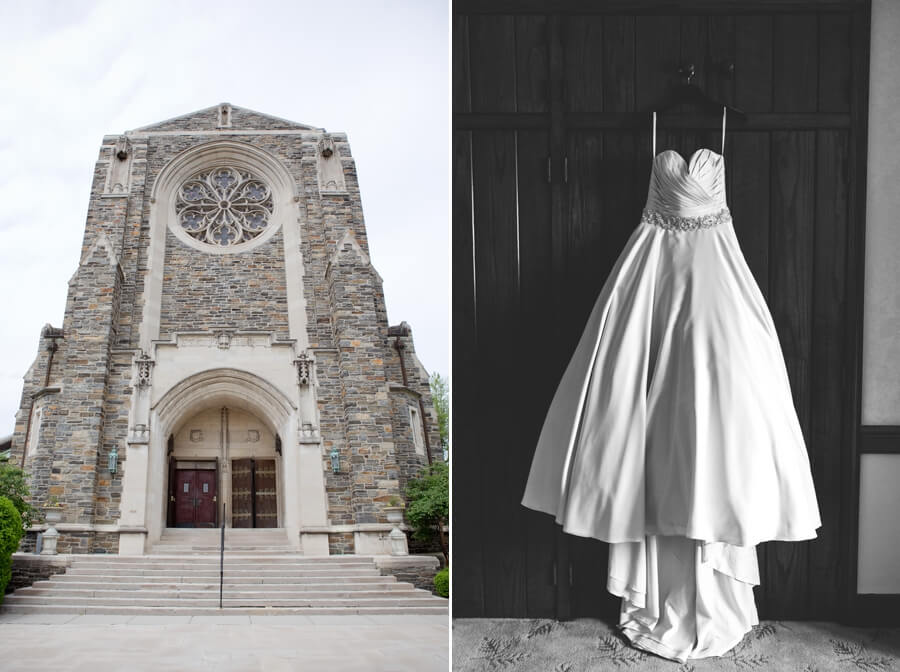 bridal gown and church in columbus ohio