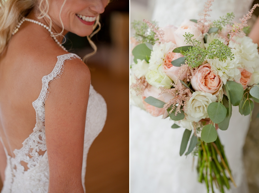 bridal details at the darby house