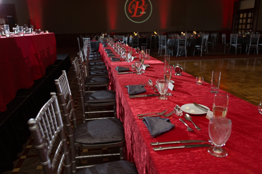 The Blackwell Columbus OH head table