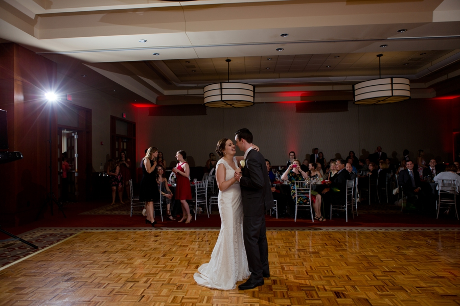 The Blackwell Columbus OH first dance