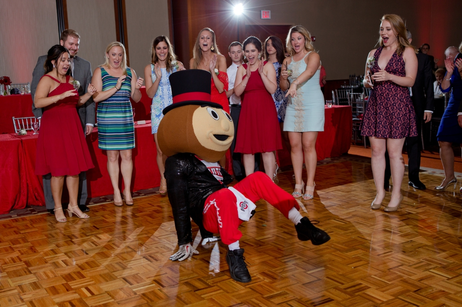 The Blackwell Columbus OH brutus breakdancing