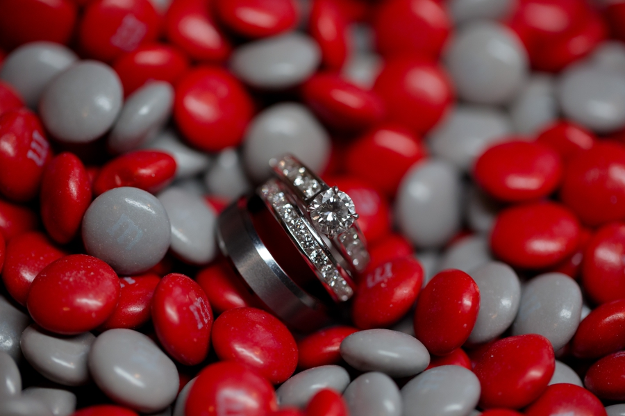The Blackwell Columbus OH wedding rings