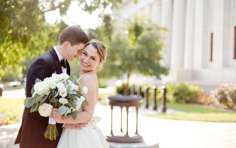 Ohio Statehouse Wedding | Columbus, Ohio | Annie and Paul
