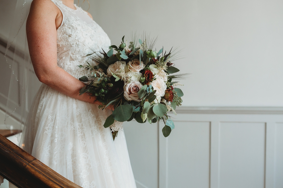 bouquet of bride