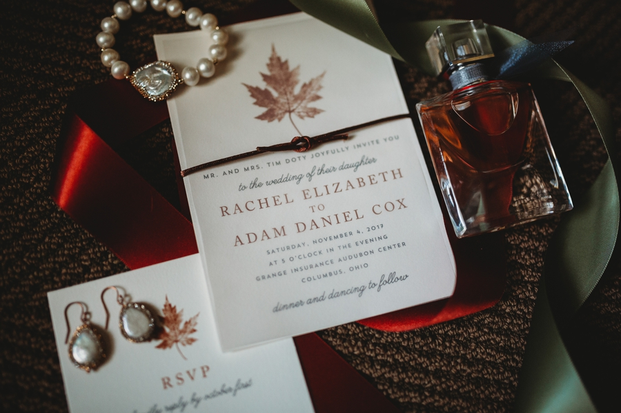 close up photo of wedding invitation
