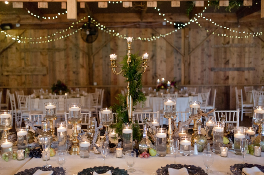 wide photo of head table