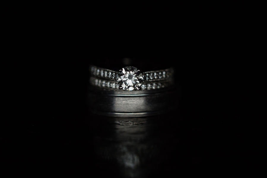 wedding rings at bluestone columbus
