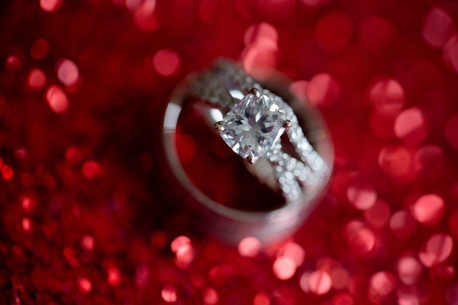 wedding rings at Grand Lake Galleria Conference Center
