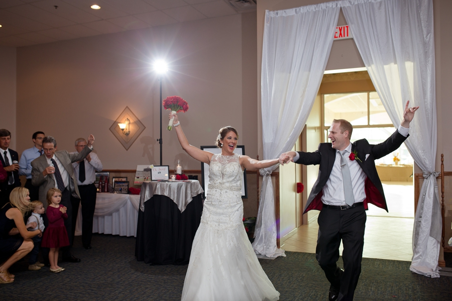 couple announced at grand lake galleria conference center