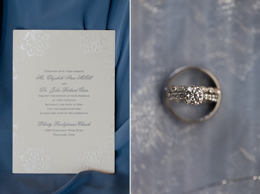 wedding rings at wedgewood golf and country club