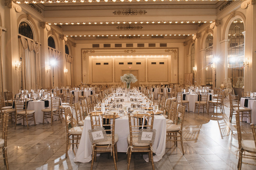 wide photo of the westin great southern ballroom